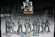 Wojna bez prądu, czyli planszówka This War of Mine uzbierała ponad 3 i pół miliona złotych