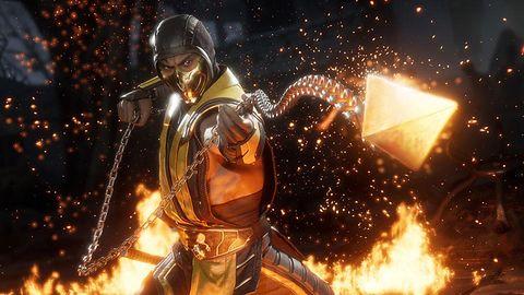 W Mortal Kombat 11 nie będzie battle royale, loot boksów i QTE