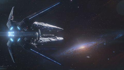 Książka, nie DLC, uzupełni fabularne braki Mass Effect: Andromeda