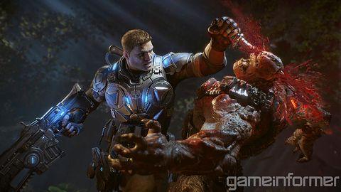 Rozchodniaczek: data premiery Gears of War 4, zwiastun Banner Saga 2 i nowa poza Tracer