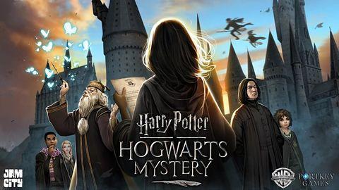 Zwiastun mobilnego Harry Potter: Hogwarts Mystery pokazuje Snape'a, Hagrida i dużo szkoły