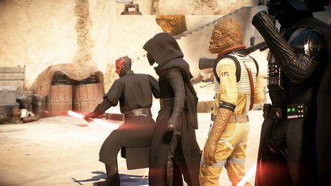 Star Wars Battlefront 2 zabolał EA
