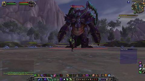 W World of Warcraft: Legion gracze szukali hipogryfa sprzed 9 lat, a odnaleźli bardzo ukrytego bossa