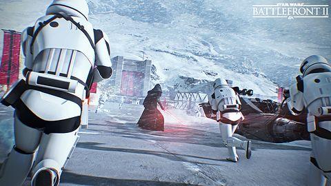 W Star Wars Battlefront 2 mamy cztery klasy żołnierzy i spójną kampanię