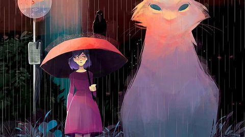 Lona: Realm of Colors to gra inspirowana twórczością Miyazakiego