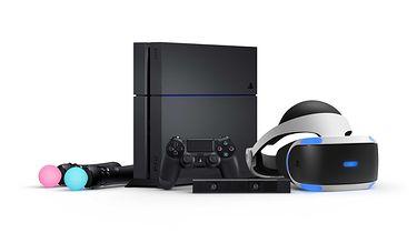Wakacyjna pula preorderów PlayStation VR wyprzedana w ciągu paru minut. Sony podnosi swoje estymacje