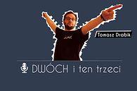"""Dwóch i Ten Trzeci – Tomasz """"Quaz"""" Drabik. Życie po Patronite, praca youtubera i sitodruk XXI wieku."""
