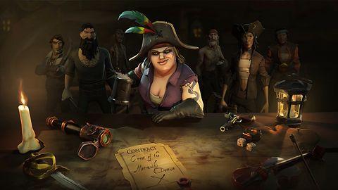 Twórcy Sea of Thieves o świecie gry i jego historii