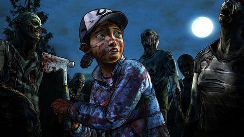 Ej, a graliście w... drugi sezon The Walking Dead?