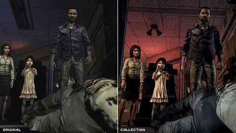 Odgrzewanie odgrzewanego kotleta od The Walking Dead