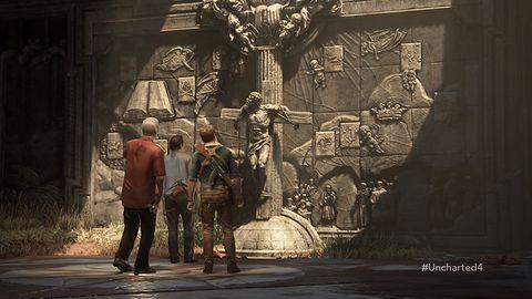 Rozchodniaczek: nowy zwiastun Uncharted 4, Inside od twórców Limbo i ploty o Plusie