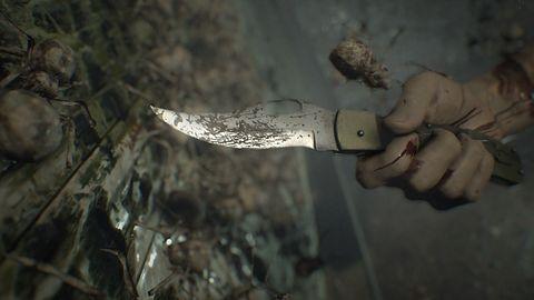 Demo Resident Evil 7 wreszcie kompletne, zagadka sztucznego palca rozwiązana