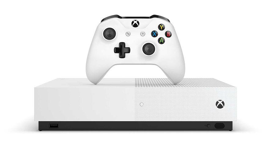 Xbox One bez napędu potwierdzony przez Microsoft