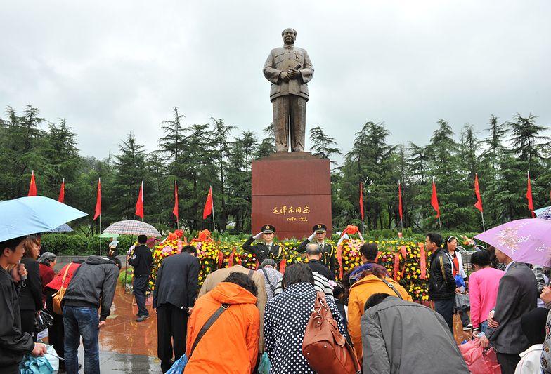 Mao Zedong - Shaoshan, Chiny