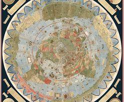 Przywrócili do życia największą z pierwszych map świata. Są na niej jednorożce i syreny