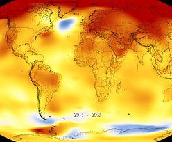 Temperatury rosną z roku na rok. Będzie tylko gorzej