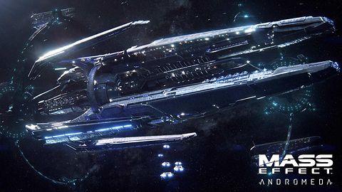 Zaczynam szanować EA za marketing Mass Effect: Andromeda