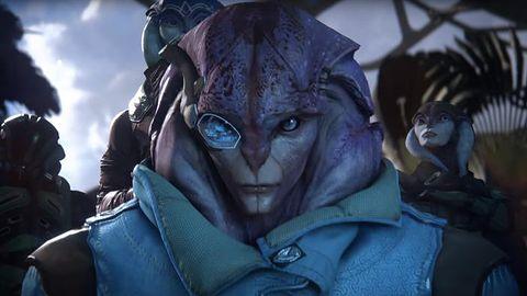 Bioware uznało, że nie potrzebuje bety multiplayera Mass Effect Andromeda