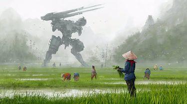 O grafikach koncepcyjnych z ekranizacji Metal Gear Solid