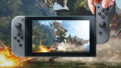 Na smoczych skrzydłach Monster Huntera Nintendo wraca do popularności z czasów Wii