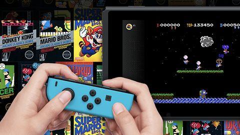 Nintendo bardzo słabo broni biblioteki Nintendo Switch Online