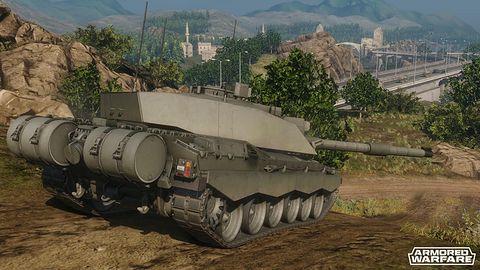 Armored Warfare jedzie dalej bez Obsidian Entertainment
