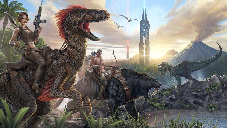 Ark: Survival Evolved kolejną grą, w której gracze na PS4 mogliby grać z tymi na Xboksie One