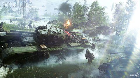 Czyżby w Battlefieldzie V miała znaleźć się kampania oczami Niemców?