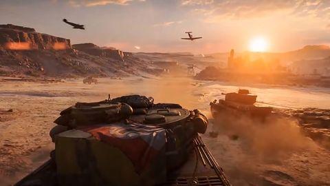 Przeciek ujawnia podstawowe założenia trybu Battle Royale w Battlefieldzie V
