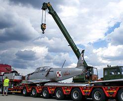 Niezwykłe odkrycie w remontowanym samolocie z Gdyni