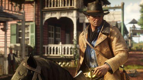 Jak to w końcu będzie z tym Battle Royale w Red Dead Redemption 2?