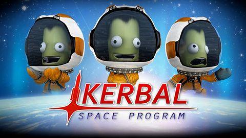 Kerbal Space Program najnowszym nabytkiem Take-Two