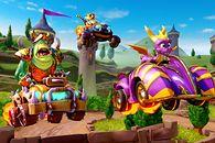 Crash + Spyro = Crash Team Racing Nitro-Fueled
