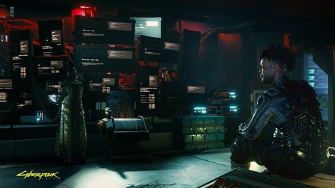 """Mateusz Tomaszkiewicz opowiada o systemie """"ścieżek życia"""" w Cyberpunk 2077"""