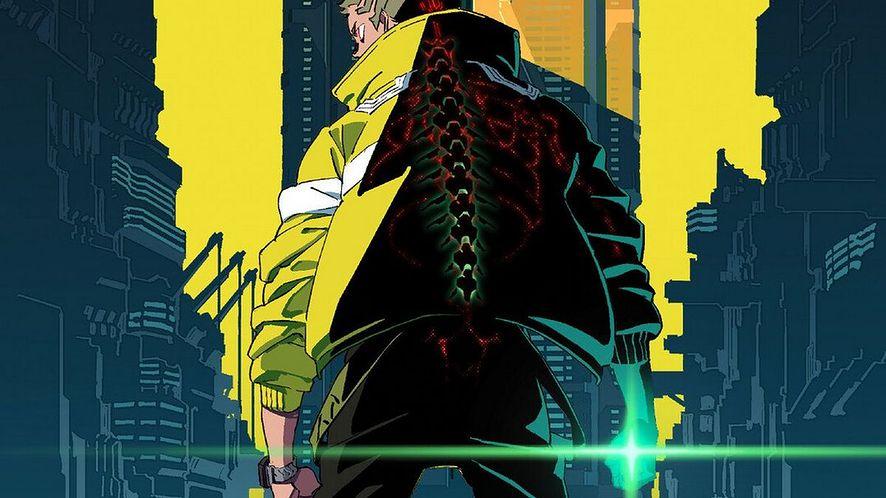 Krzysztof Gonciarz przygotował zapowiedź serialu anime Cyberpunk Edgerunners