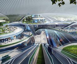 Brytyjczycy chcą budować Centralny Port Komunikacyjny. Proponują 100 mln funtów
