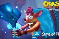 Crash Bandicoot 4 otwiera State of Play. Jest nowy fragment rozgrywki