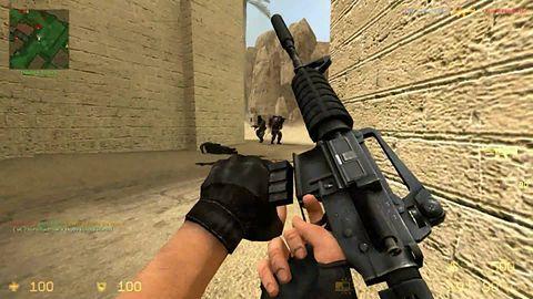 Terrorystyczny atak nostalgii - oryginalny Counter-Strike przeniesiony do CS:GO