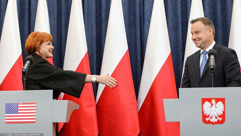 Andrzej Duda popełnił gafę. Ekspert: takie coś nie może mieć miejsca