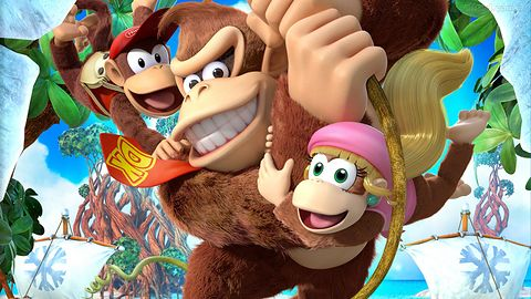 Donkey Kong Country: Tropical Freeze na Switchu nadal jest rewelacyjnym platformerem