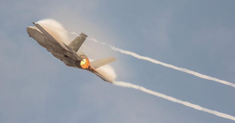 Atak USA na Iran. Samoloty już były w powietrzu