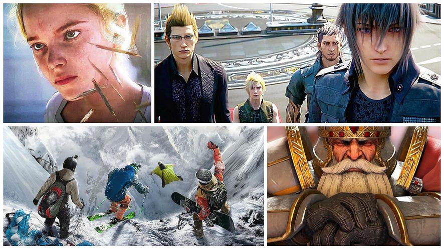 Nadchodzące premiery (28.11 - 04.12) Ostateczna Fantazja zjeżdża z górki na pazurki