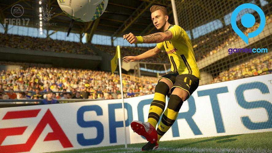 Targowe demo FIFY 17 to najlepsza FIFA w historii
