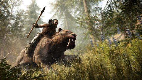 Autorzy Far Cry Primal pożyczyli sobie ukształtowanie terenu z Far Cry 4