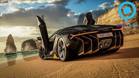 Forza Horizon 3 przez dziurkę od klucza
