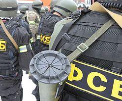 Złodzieje ukradli kabel łączności specjalnej FSB