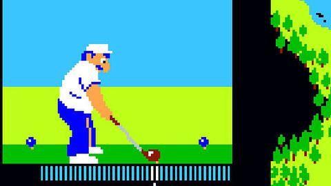 Golf ukryty w każdym Switchu będzie grywalny dopiero w dniu śmierci Satoru Iwaty