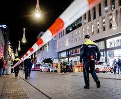 Holandia. Atak nożownika w centrum Hagi. Zatrzymano sprawcę
