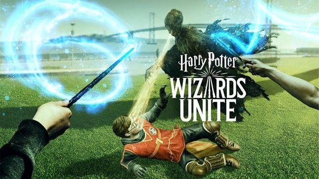 Harry Potter Wizards Unite zadebiutowało na rynku