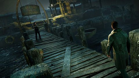 Jest już pierwszy gameplay z Call of Cthulhu: The Official Video Game